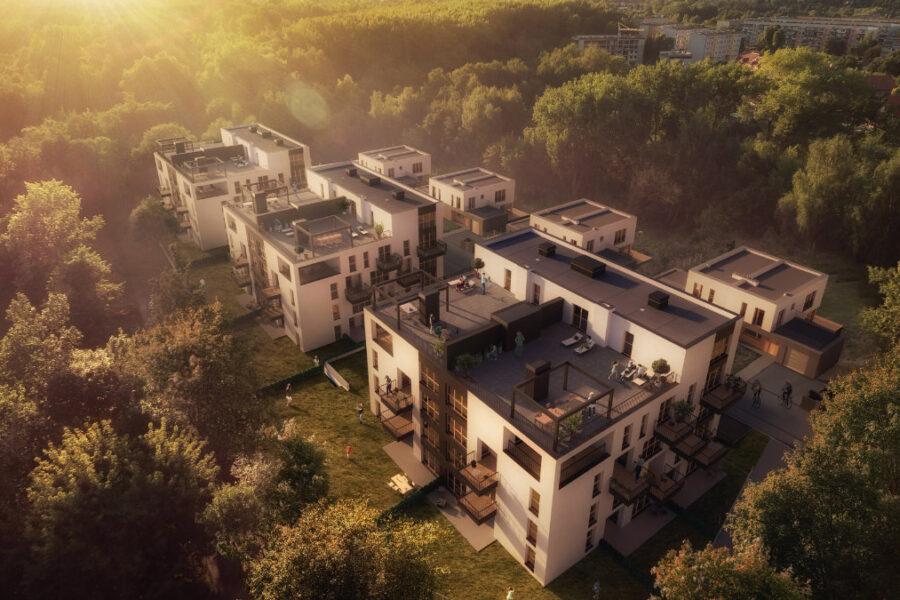 Mieszkanie szyte na miarę – czy trudno takie znaleźć? Apartamenty w Świętochłowicach.