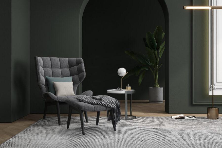 Designerski salon miejscem odpoczynku i relaksu