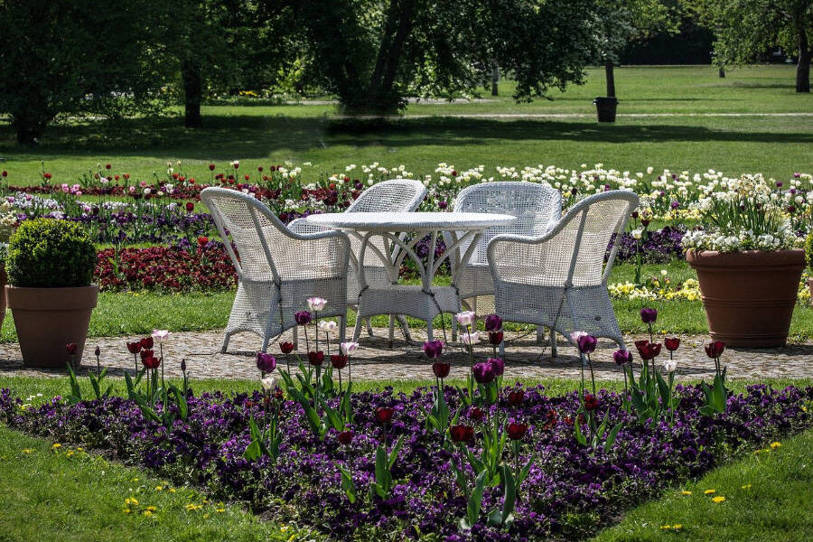 Krzesła ogrodowe – jakie wybrać?